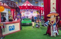 SEMA samochodowy przedstawienie 2013 Zdjęcia Royalty Free