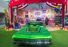 SEMA samochodowy przedstawienie 2013 Zdjęcie Royalty Free