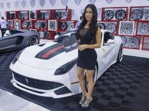SEMA samochodowy przedstawienie 2013 Obrazy Stock