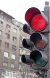 semafor obrazy stock