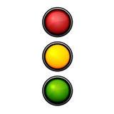 semafor Royalty Ilustracja