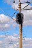 semafor Fotografia Stock