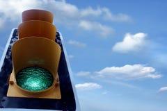 Semafori Immagine Stock Libera da Diritti