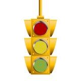 Semafori Immagine Stock