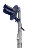 Semafori ferroviari Immagine Stock Libera da Diritti