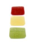 Semaforo della gelatina Fotografia Stock Libera da Diritti