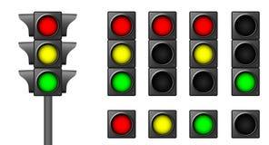 semafory Fotografia Stock