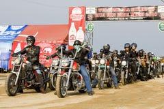 Semaine 2010 de vélo de Hua Hin photo libre de droits
