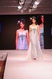 Semaine 2011 de mode d'Islamabad Photographie stock libre de droits