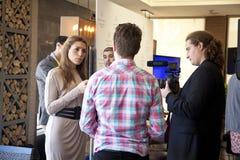 Semaine 2012 de mode Photographie stock libre de droits