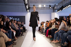 Semaine 2012 de mode de benz de Mercedes Photo libre de droits