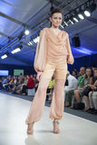 Semaine 2013 de mode de benz de Mercedes Photographie stock
