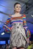 Semaine 2013 de mode de benz de Mercedes Photos libres de droits