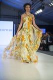 Semaine 2013 de mode de benz de Mercedes Photographie stock libre de droits