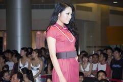 Semaine chinoise de mode Image libre de droits