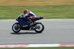 Semaine de Ducati du monde - WDW 2010 Photos libres de droits