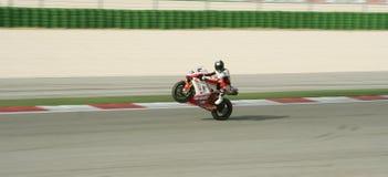 Semaine de Ducati du monde - WDW 2010 Images stock