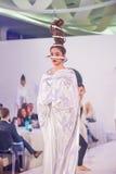 Semaine 2015 de mode de Bucarest Images stock