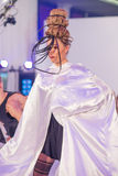 Semaine 2015 de mode de Bucarest Photo libre de droits