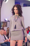 Semaine 2015 de mode de Bucarest Photo stock