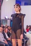 Semaine 2015 de mode de Bucarest Photographie stock libre de droits
