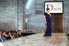 Semaine de mode de Kotor Image stock