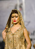 Semaine de mode de Lahore image stock