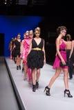 Semaine de mode de Valence Images libres de droits