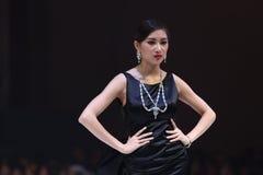 Semaine 2017 de mode de Vientiene wow Images stock