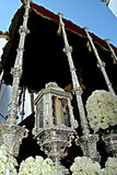 Semaine sainte à Carmona 44 photos libres de droits
