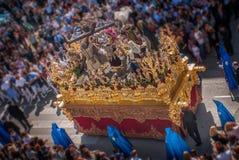 Semaine sainte dans Spai Photo stock