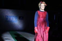 Semaine Zagreb de mode : Mamita par Igor Galas, Zagreb, Croatie Photographie stock