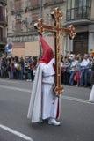 Semana圣诞老人,马德里 免版税图库摄影