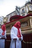 Semana圣诞老人,马德里 免版税库存图片