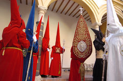 semana Ισπανία santa Στοκ φωτογραφίες με δικαίωμα ελεύθερης χρήσης
