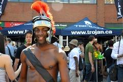 Semana 2009 del orgullo de Toronto Foto de archivo libre de regalías