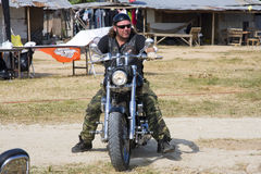 Semana 2010 da bicicleta de Hua Hin Fotos de Stock