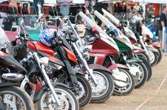 Semana 2011 de la bici de Hua Hin Foto de archivo libre de regalías