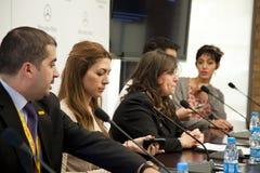 Semana 2012 de la manera Imagenes de archivo