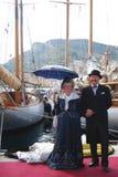 Semana clásica 2009 de Mónaco Imagen de archivo