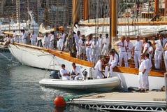 Semana clásica 2009 de Mónaco Imágenes de archivo libres de regalías