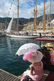 Semana clássica 2009 de Monaco Foto de Stock