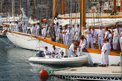 Semana clássica 2009 de Monaco Imagens de Stock Royalty Free