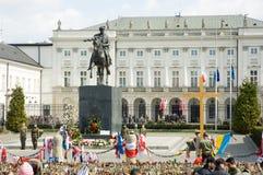 Semana da lamentação em Poland Fotografia de Stock