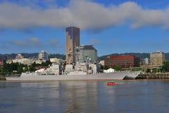 Semana de la flota de Portland Oregon Foto de archivo libre de regalías