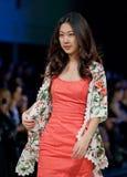 Semana de la moda de Vancouver Imagen de archivo