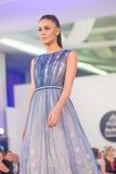 A semana de moda 2015 de Bucareste Fotos de Stock