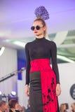 A semana de moda 2015 de Bucareste Imagem de Stock Royalty Free