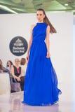A semana de moda 2015 de Bucareste Foto de Stock Royalty Free