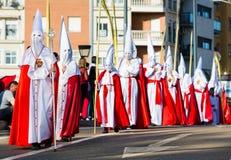 Semana de Pascua, España Foto de archivo